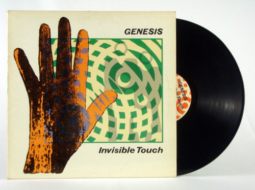 Genesis, Invisible Touch,