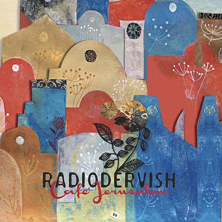 Radiodervish Caf 232 Jerusalem Discoshopdiscoshop
