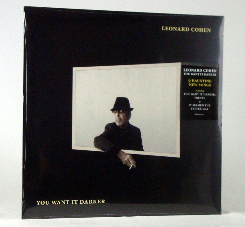 Leonard Cohen You Want It Darker