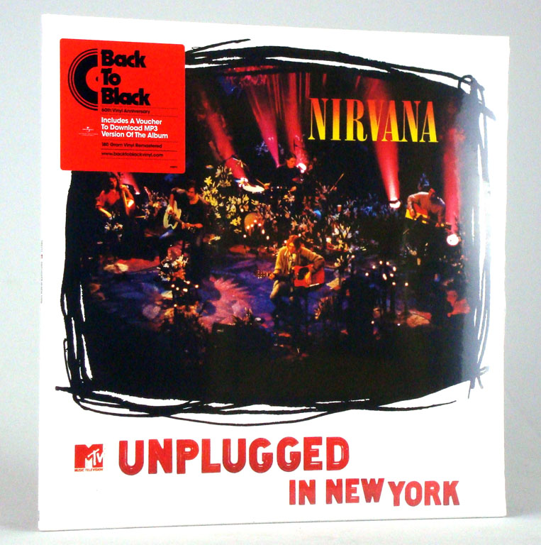 NIRVANA - Mtv Unplugged In New York - DISCOSHOPDISCOSHOP