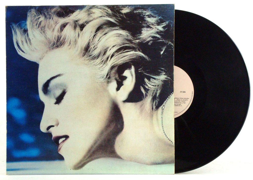 Madonna True Blue Discoshopdiscoshop